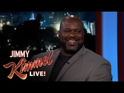 Shaq Once Tipped a Waitress 4 000