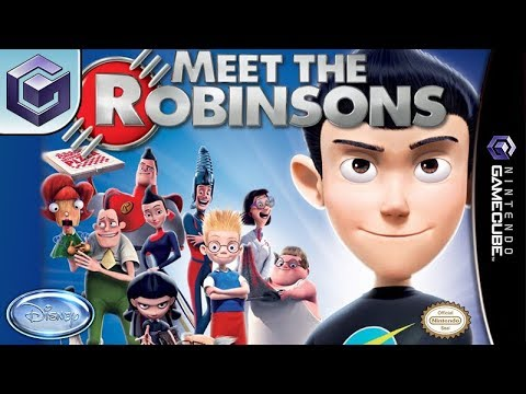 Longplay of Meet the Robinsons