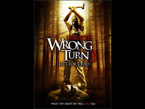 Wrong turn 3: Left for Dead (2009) - bad movie review