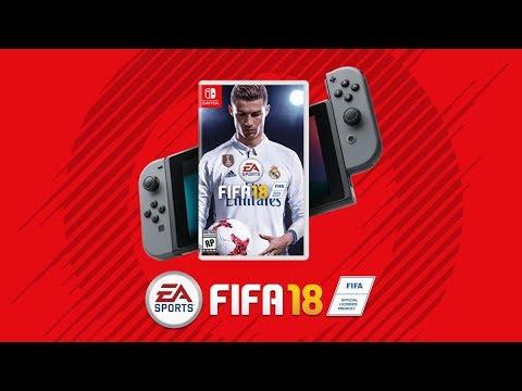 FIFA 18 НА NINTENDO SWITCH (Первый взгляд)