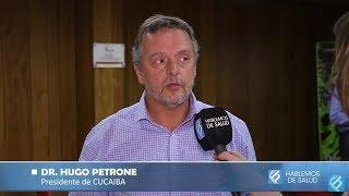"""Programa nacional de atención integrada del paciente crítico y posible donante – Dr. Hugo Petrone"""""""