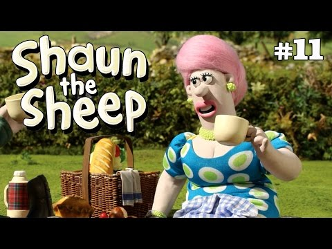 Shaun the Sheep - Frantic Romantic S2E11 (DVDRip XvID) HD