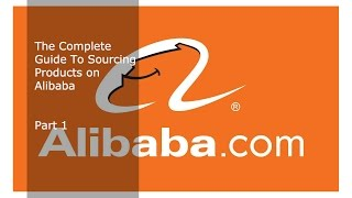 Sign up for the Alibaba Online Course. Visit www.ecommercemvp.com/alibaba-course for detailsGot Questions? Ask and get answers on the FB page:https://www.facebook.com/Ecommerce-MVP-1533211980304083/Learn how to start your own business by importing products from China through Alibaba.comIn this mini series, you'll learn everything you need to know about sourcing products from China through Alibaba.comPart 1 - The fundamentals of AlibabaPart 2 - How to search for products and find suppliersPart 3 - Private LabellingPart 4- Negotiating with SuppliersPart 5- How to pay suppliersPart 6- TroubleshootingIn this video:The fundamentals of Alibaba. Sourcing products from China is a great way to start your own business. Alibaba.com is a website that facilitates transactions between buyers and sellers. Suppliers post their products on Alibaba and buyers can purchase these products from anywhere in the world. For the most parts these suppliers are located in China and other Asian countries though there are a few sellers in United States as well. The goal of sourcing products through Alibaba is to either(1) Sell the products on your own website or on eBay, Amazon.(2) Create a private label and sell products under your own brand(3) Get manufacturing for a unique products in China.Whatever the reason, Alibaba is the best way to start your own business. This mini-series will give you a step by step guide on how to do it.