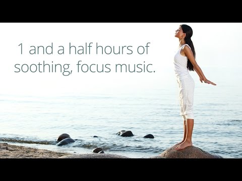 1.5 HOURS of concentration music = great for studying and revision. Reading music!