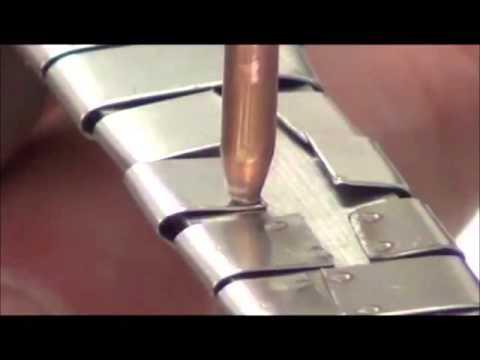 Точечная сварка для алюминия
