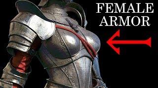 Video Female armor: Fantasy vs Reality MP3, 3GP, MP4, WEBM, AVI, FLV Januari 2019