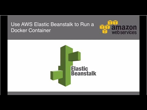 run - Learn to use the public Docker Registry to run your containers on AWS Elastic Beanstalk. Learn to use Docker images in your private repositories with AWS Elastic Beanstalk: https://www.youtube.com...