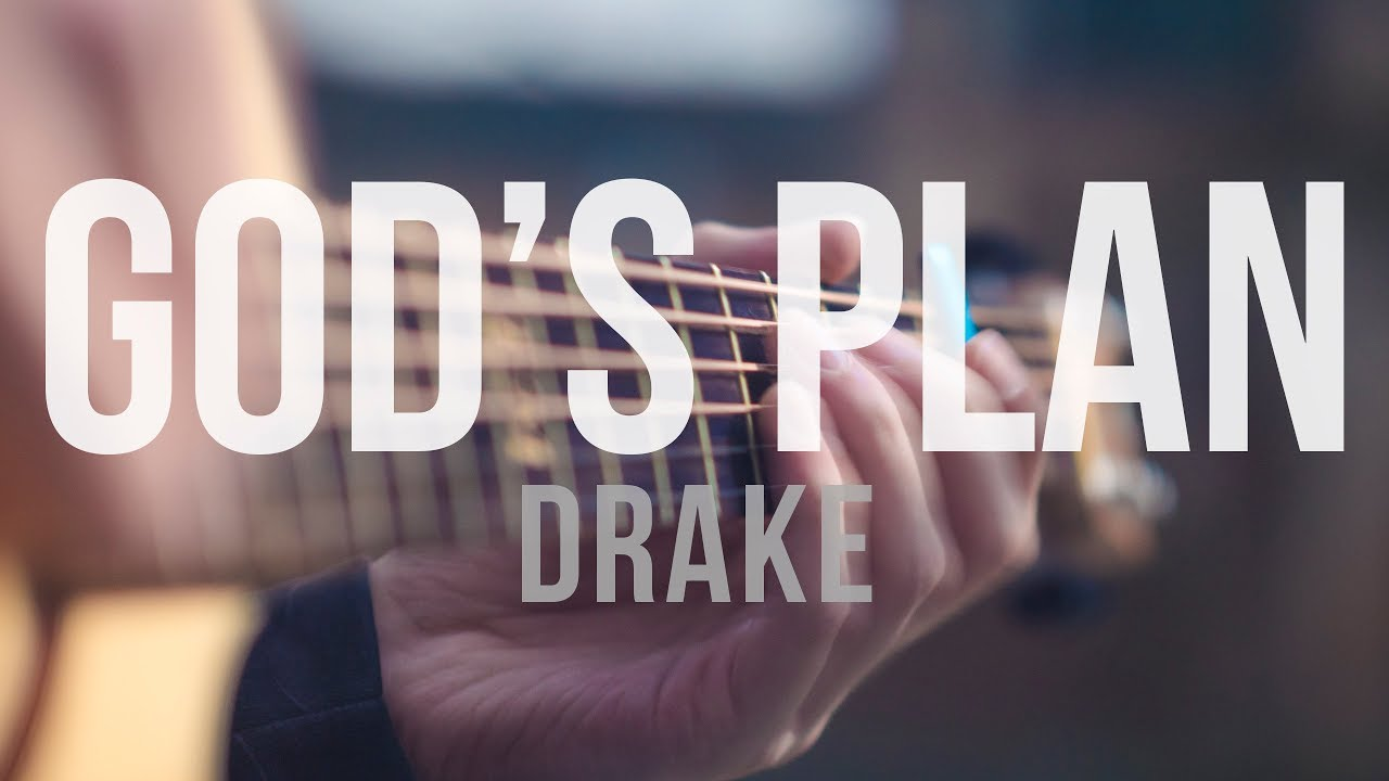 Drake – God's Plan – Fingerstyle Guitar Cover