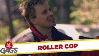 Just For Laughs TV - Roller Cop