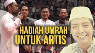Video 3 Artis Ini Dapat HADIAH Umrah dari Ust. Adi Hidayat MP3, 3GP, MP4, WEBM, AVI, FLV Februari 2019