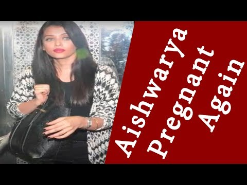Video Aishwarya Rai Pregnant Again, When Caught Hiding her baby Bump download in MP3, 3GP, MP4, WEBM, AVI, FLV January 2017