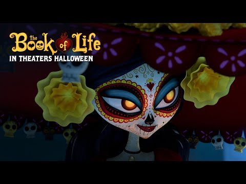 The Book of Life (TV Spot  'Costume')