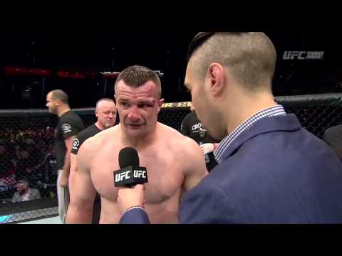 Fight Night Krakow: Mirko Cro Cop Octagon Interview