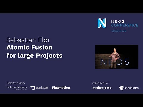 Sebastian Flor – Atomic Fusion for Large Projects