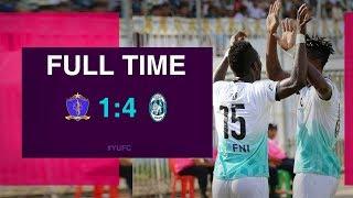 Video Southern Myanmar 1-4 Yangon United.Highlights (30.4.2018) MP3, 3GP, MP4, WEBM, AVI, FLV November 2018