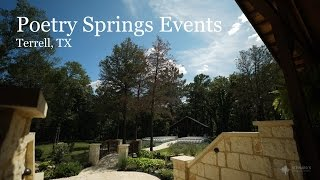 Terrell (TX) United States  city images : Poetry Springs Events Terrell, TX