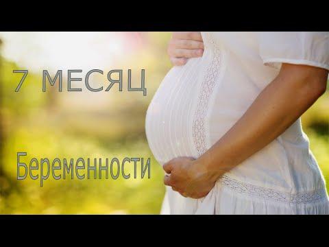 СЕДЬМОЙ МЕСЯЦ БЕРЕМЕННОСТИ