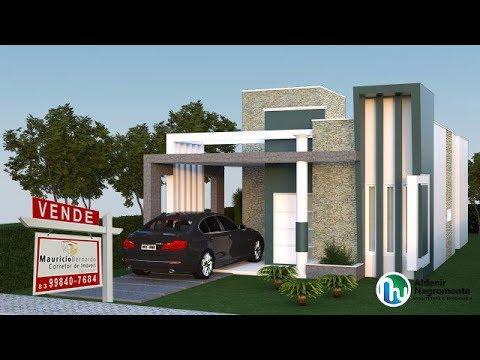 Belissíma casa Térrea, com 3 quartos sendo 1 Suite, em BANANEIRAS/PB