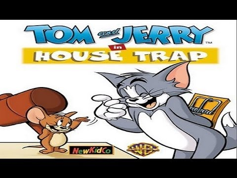 Tom and Jerry in House Trap – Kids Episode Game