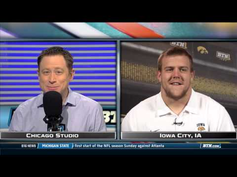 Brandon Scherff Interview 12/12/2013 video.