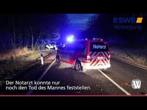 Idstein: Tödlicher Unfall eines 30-jährigen Autofahre ...