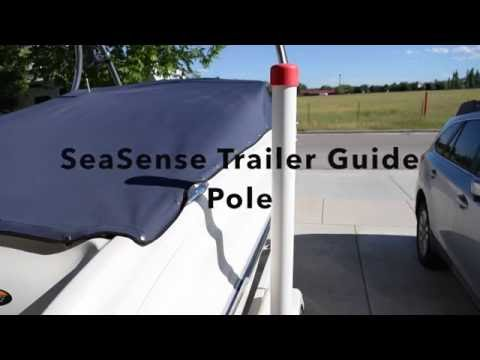 SeaSense Trailer Guide Pole Kit