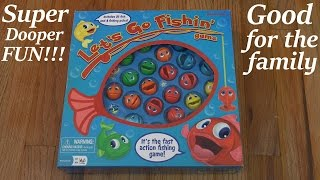 Fun Activity for Kids & Family: Let's Go Fishin' Game! Catching a Fish Game :-)