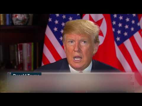 Gipfeltreffen in Singapur: Das ist Trumps Vision eines  ...