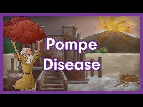 Pompe Disease | Glycogen Storage Disease Mnemonic for USMLE