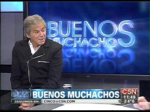 C5N - BUENOS MUCHACHOS: LA INTIMIDAD DE CACHO CASTAÑA