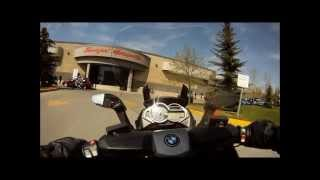 1. BMW C650GT 2013 Test Ride