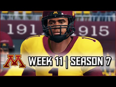 illinois - Can Minnesota rebound after their first loss in over a year? NCAA 14 Gophers Dynasty Playlist - http://bit.ly/19iHHMW Be sure to Like & Subscribe if you enjoy the video! -------------- What...