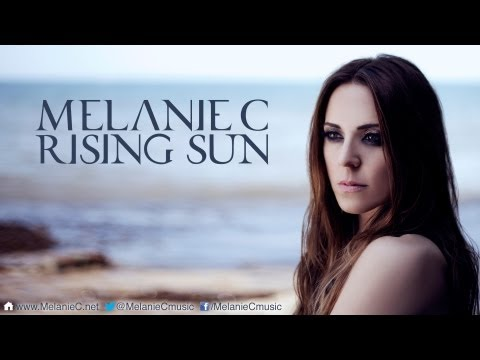 Tekst piosenki Melanie C - Rising Sun po polsku