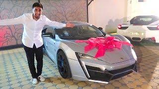 Video MY DREAM CAR BIRTHDAY SURPRISE *EMOTIONAL* MP3, 3GP, MP4, WEBM, AVI, FLV Maret 2018