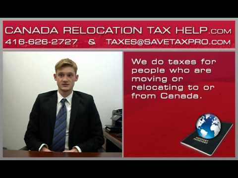 P44 Income Tax Preparation Services in Toronto | backtaxescanada.ca
