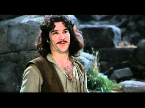 The Princess Bride - Inigo Montoya Vs The Dread Pirate Roberts