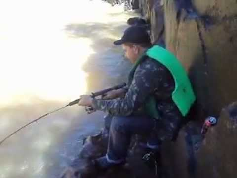 Pescaria rio paranã kilombo kalunga teresina de Goiás peixe Abotoado