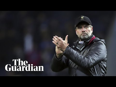 Jürgen Klopp 'really Felt' For Manchester City After Champions League Exitt