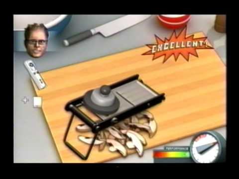 cuisine party wii test