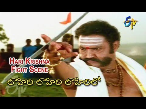 Video Lahiri Lahiri Lahiri Lo Telugu Movie   Hari Krishna Fight Scene   Aditya   Bhanupriya   ETV Cinema download in MP3, 3GP, MP4, WEBM, AVI, FLV January 2017