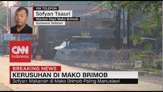 Video Mantan Napi Mako Brimob: Detik-detik Kerusuhan Mako Brimob Disiarkan Live Instagram & FB oleh Pelaku MP3, 3GP, MP4, WEBM, AVI, FLV Oktober 2018