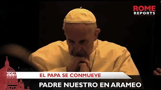 Video El canto del Padre Nuestro en Arameo que conmovió al Papa en Georgia MP3, 3GP, MP4, WEBM, AVI, FLV Januari 2019