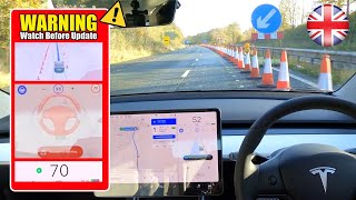 Navigate On Autopilot DOES NOT WORK in the UK - Tesla V10 is so buggy its dangerous! by Pokemon Cards