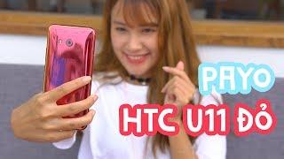 HTC U11 Solar Red với màu đỏ vô cùng nổi bật và cách phối màu độc đáo tới từ HTC. Hãy cùng PAYO mở hộp & trải nghiệm màu sắc độc đáo này. Bên cạnh đó thì HTC U11 với Snapdragon 835 và 6GB RAM, đối thủ nặng đô của Galaxy S8  S8 Plus hay chiếc iPhone 7 plus.📣 Để cập nhật giá bán mới nhất của sản phẩm Galaxy S8 hãy truy cập vào: https://clickbuy.com.vn/samsung-galaxy-s8-chinh-hang📣 Để cập nhật giá bán mới nhất của sản phẩm Galaxy S8+ hãy truy cập vào: https://clickbuy.com.vn/samsung-galaxy-s8-plus-chinh-hang📣 Like fanpage Clickbuy để cập nhật ưu đãi mới nhất: https://www.facebook.com/clickbuy.smartphone/📣 Tham gia group Clickbuy để giải đáp thắc mắc: https://www.facebook.com/groups/tranmanhtuan/---------❇️ Xem các video game, ứng dụng hay cho smartphone: https://goo.gl/GuI25l✴️ Đánh giá/tư vấn các phân khúc dưới 3⃣️ triệu:https://goo.gl/EF0QKF✳️ Đánh giá/tư vấn các phân khúc 4⃣️ triệu: https://goo.gl/FVrKJ7✳️  Đánh giá/tư vấn các phân khúc 5⃣️ triệu: https://goo.gl/YlrYkh✳️ Đánh giá/tư vấn các smartphone phân khúc 7⃣️ triệu: https://goo.gl/YZAI0g✴️ Đánh giá/tư vấn các smartphone phân khúc 9⃣️ triệu:https://goo.gl/Q0X5OB⁉️⁉️ Video review, trên tay, các sản phẩm điện thoại, giá bán rẻ nhất, cửa hàng mua uy tín nhất, sản phẩm tốt nhất trong tầm giá và các tư vấn, lời khuyên, video so sánh các sản phẩm cần mua, đánh giá sản phẩm công nghệ, điện thoại di động, máy tính bảng, sản phẩm xách tay Hàn Quốc, Nhật Bản, sản phẩm chính hãng. Các video đánh giá này thuộc quyền sở hữu của Vật Vờ.✌️500 ANH EM HÃY VỀ ĐỘI CỦA MÌNH 🤝Fanpage: https://www.facebook.com/vinhvatvo69Facebook: https://www.facebook.com/xuanvinh1612Instagram: https://www.instagram.com/vatvo69Email: xuanvinh1612@gmail.comEmail liên hệ hợp tác quảng cáo: xuanvinh1612@gmail.com** My email to corporate: xuanvinh1612@gmail.com(Email chỉ để liên hệ hợp tác, không trả lời các thắc mắc tư vấn tình cảm, yêu đương và sản phẩm. Xin cám ơn.)
