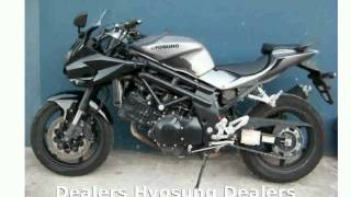 10. 2010 Hyosung GT 250R Review