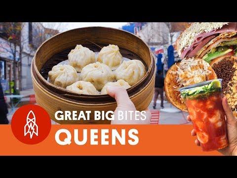 Finding the Best Street Food in Queens, New York