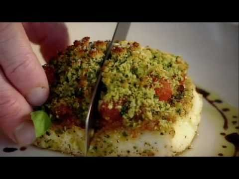 Herb Crusted Brill – Gordon Ramsay
