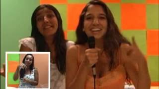 Apresentadora(s): Fernanda Lucena (Mayara Ferreira) Intérprete Libras: Camilla Brito.