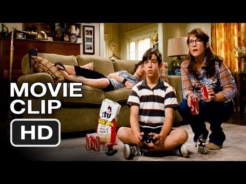 Diary of a Wimpy Kid: Dog Days Movie CLIP - Physical Exercise (2012) - Zachary Gordon Movie HD Video