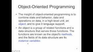 Objective-C Programming - Lecture 1 - Part 1